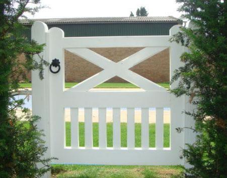 The Pedestrian Range Bg Wooden Gates Wooden Driveway Gates