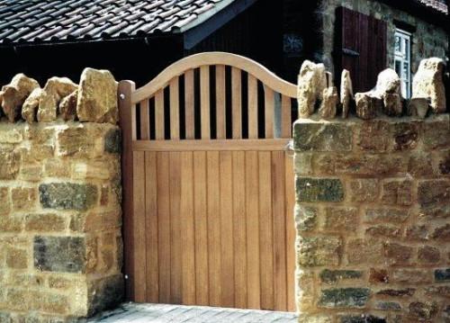 Croft C1 Pedestrian Gate